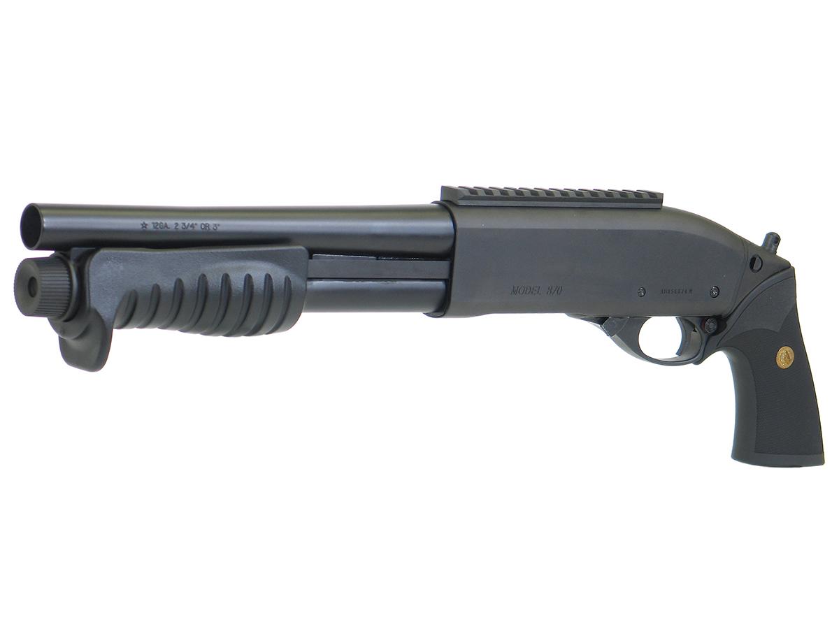 東京マルイ M870ブリーチャー ガスショットガン・ガスガン 対象年令18才以上(18歳以上)