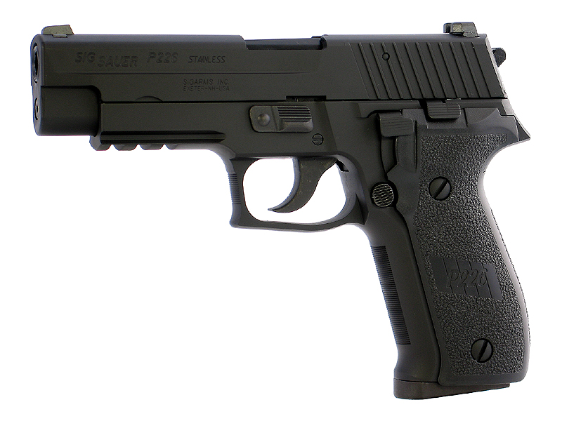 東京マルイ SIGSAUER(シグザウエル) P226R ブラックモデル ガスブローバック・ガスガン 対象年令18才以上(18歳以上)