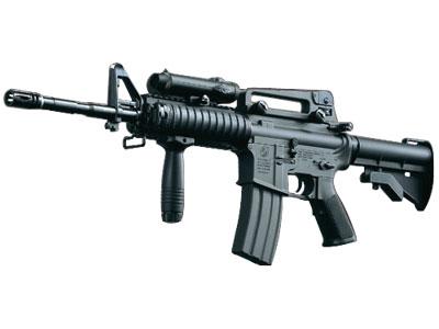 東京マルイ 電動ガン コルト M4A1カービン RIS(R.I.S/リスバージョン/レイルインターフェースシステム) オートマチック電動エアーガン(電動ガン) No.62 対象年令18才以上(18歳以上)