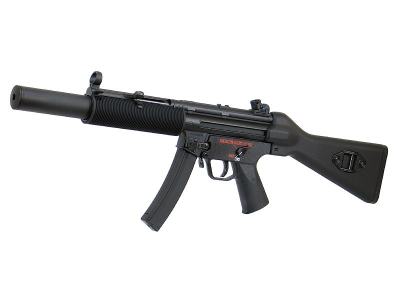 東京マルイ H&K(ヘッケラー&コック) MP5SD5 オートマチック電動エアーガン(電動ガン) 対象年令18才以上(18歳以上)