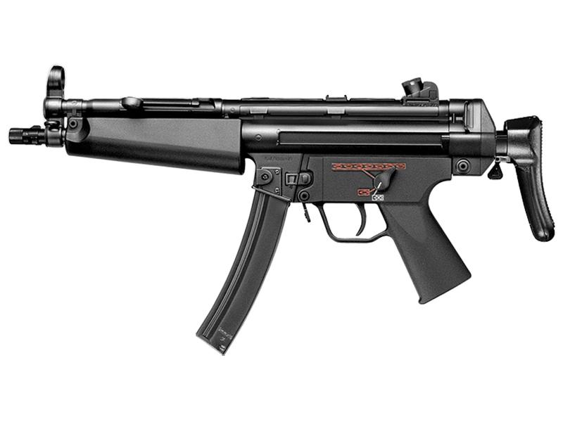 東京マルイ MP5A5 - アメリカ海軍特殊部隊SEALsモデル - オートマチック電動エアーガン(電動ガン) No.72 対象年令18才以上(18歳以上)