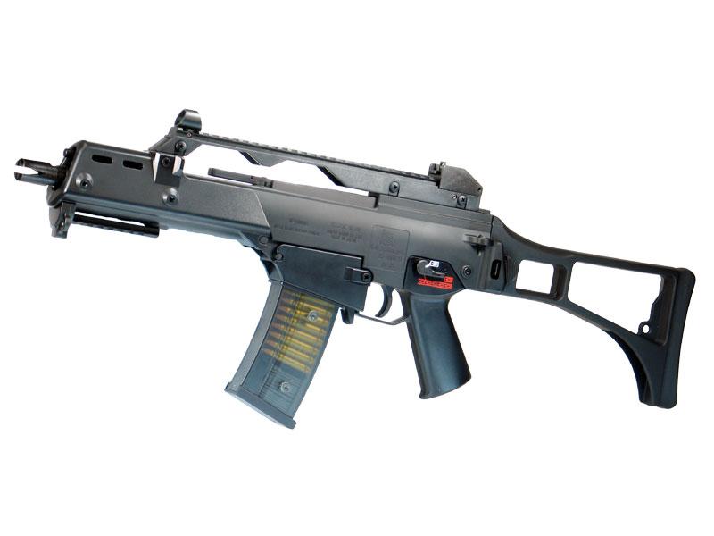 東京マルイ H&K(ヘッケラー&コック) G36C ドイツ連邦軍制式採用最小モデル/アメリカ特殊火器戦術部隊「SWAT」制式採用 オートマチック電動エアーガン(電動ガン) No.74 対象年令18才以上(18歳以上)