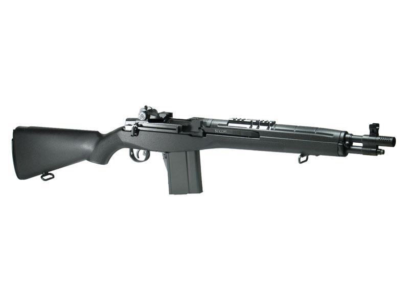 東京マルイ M14 ソーコムCQBライフル(SOCOMRIFLE.308) オートマチック電動エアーガン(電動ガン) No.85 対象年令18才以上(18歳以上)