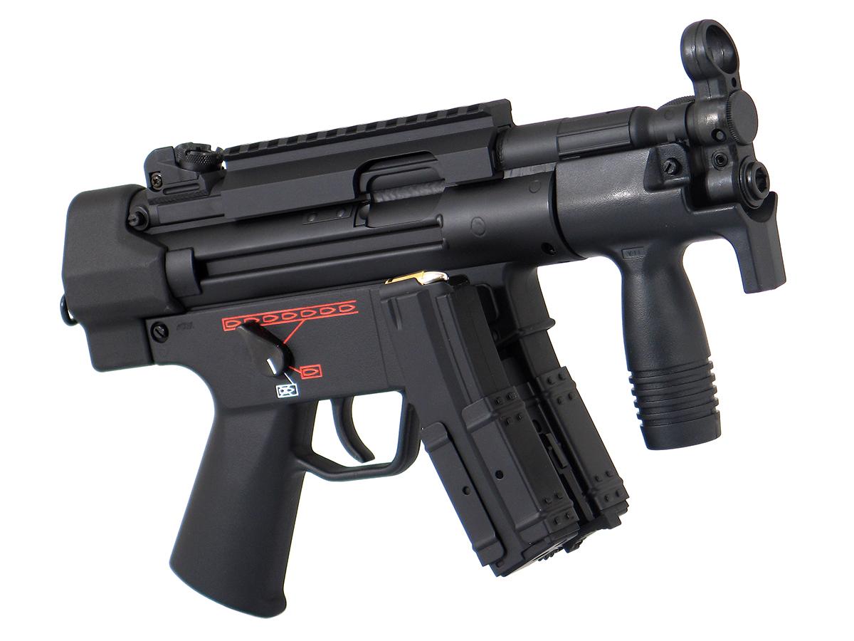 東京マルイ H&K(ヘッケラー&コック) MP5K - HC - オートマチック電動ガン本体セット ハイサイクルカスタムシリーズ(HC)