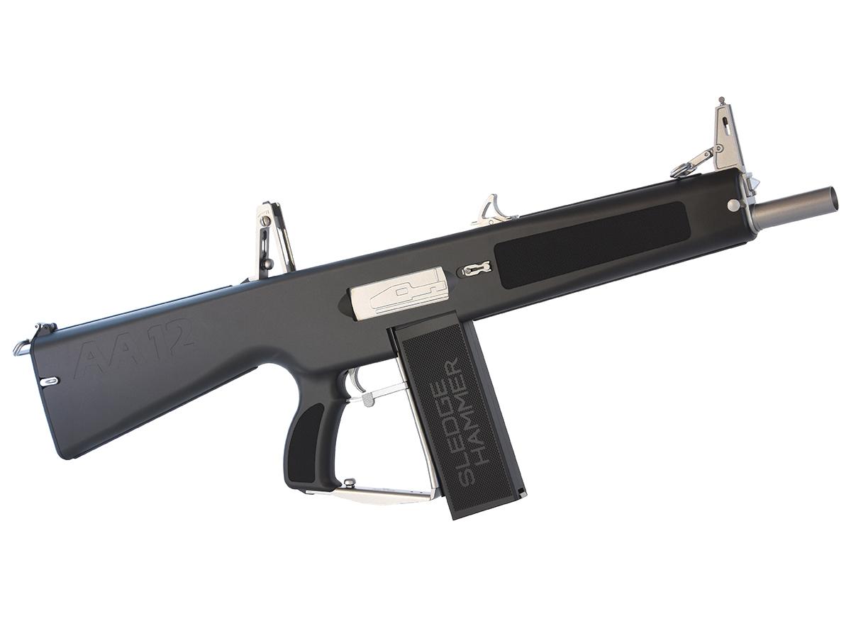 東京マルイ AA-12(AA12) - フルオートショットガン - 電動ショットガン本体 対象年令18才以上(18歳以上)