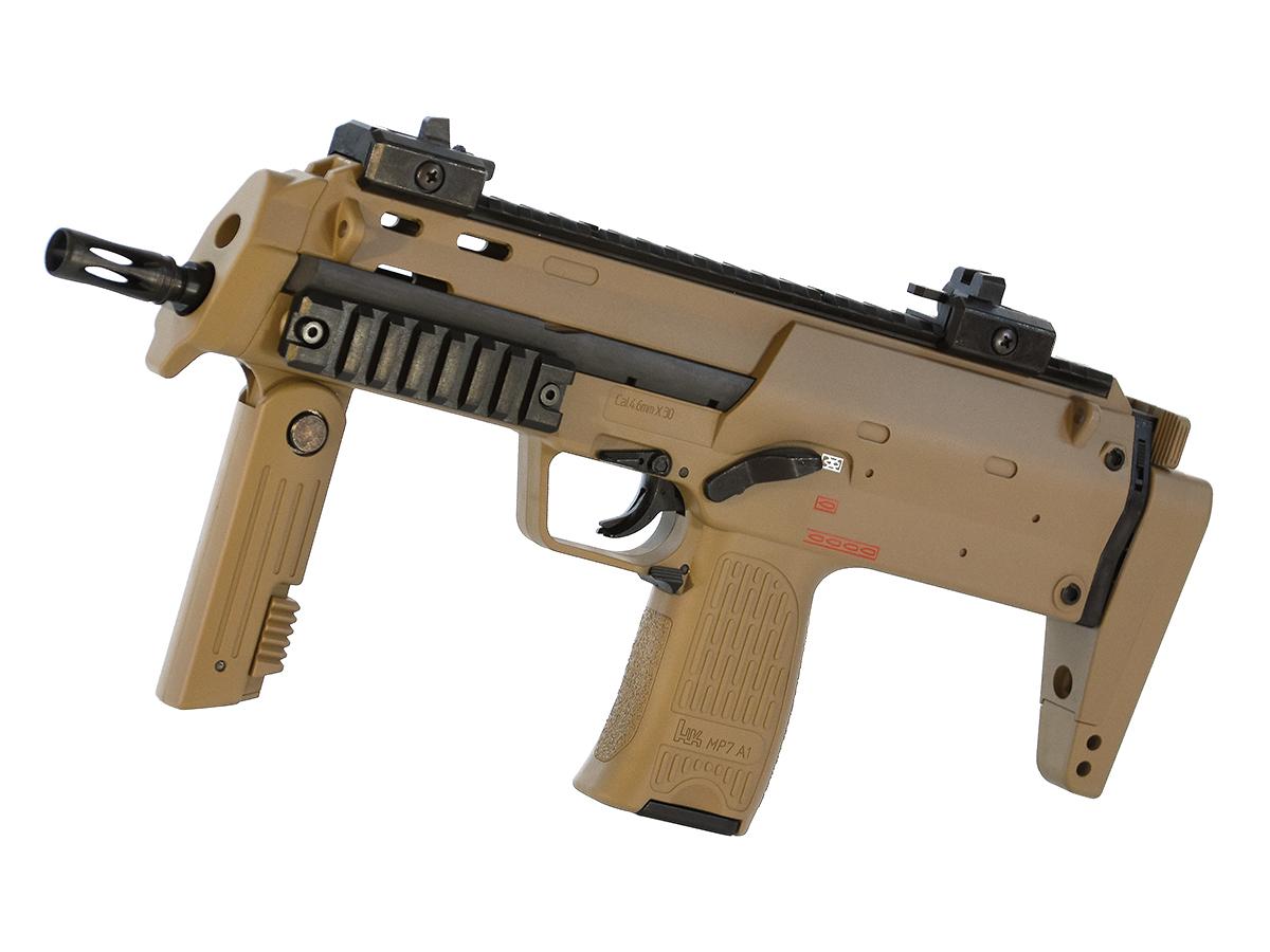 東京マルイ MP7A1 - タンカラータイプ - 電動ガン(電動コンパクトマシンガン) - 本体セット - 対象年令18才以上(18歳以上)