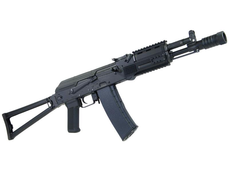 東京マルイ AK102 大口径特殊フラッシュハイダー・4面レイル・NTAO仕様480連射マガジン標準装備 次世代電動ガン(電動エアーガン・電動エアガン) 対象年令18才以上(18歳以上)