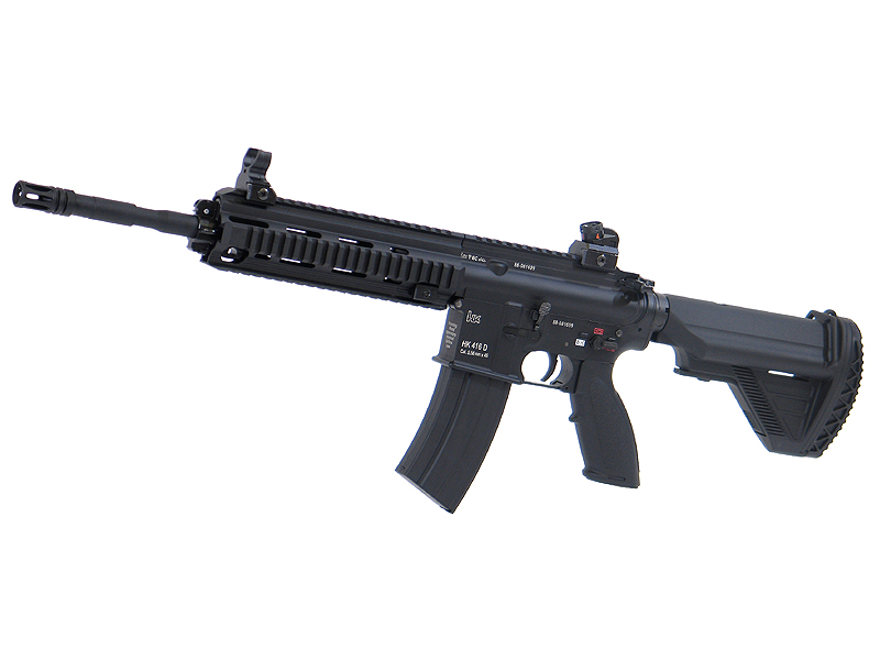 東京マルイ HK416D 次世代電動ガン(電動エアーガン・電動エアガン) 対象年令18才以上(18歳以上)