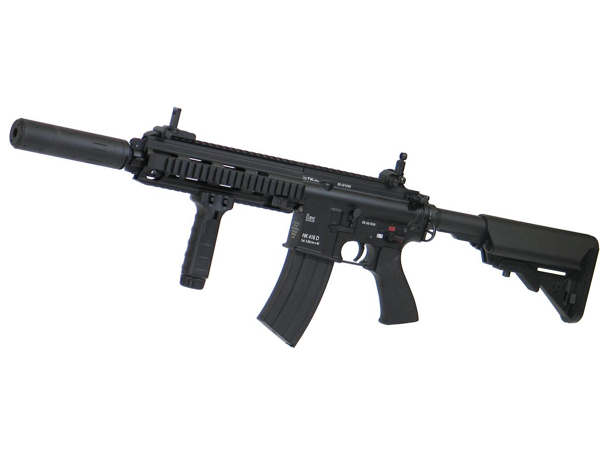 東京マルイ HK416D - DEVGRUカスタム - 次世代電動ガン(電動エアーガン・電動エアガン) 対象年令18才以上(18歳以上) ※デブグルカスタム