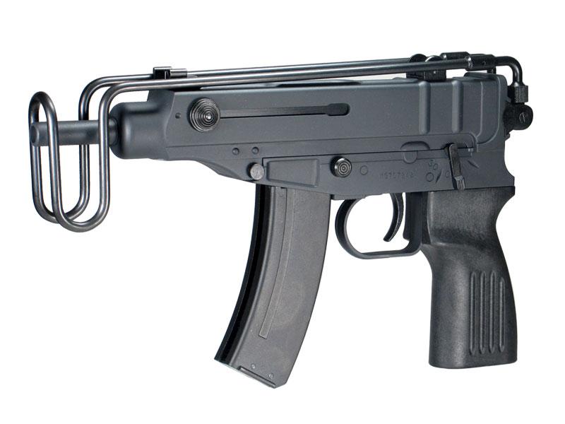 マルゼン Vz61スコーピオン(サブマシンガン) ガスブローバック・ガスガン 対象年令18才以上(18歳以上)