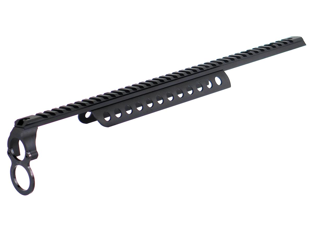 LAYLAX <東京マルイ製>M870タクティカル専用 トップレイル(ロングトップレール) <ライラクス><ニトロ・ヴォイス><NITORO.Vo>