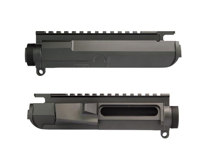 LAYLAX <東京マルイ製>次世代M4シリーズ用 MGアッパーフレーム - 無刻印モデル(ノーマル) -  <ライラクス><ファースト・ファクトリー>< F.FACTORY> ※画像は装着イメージです。
