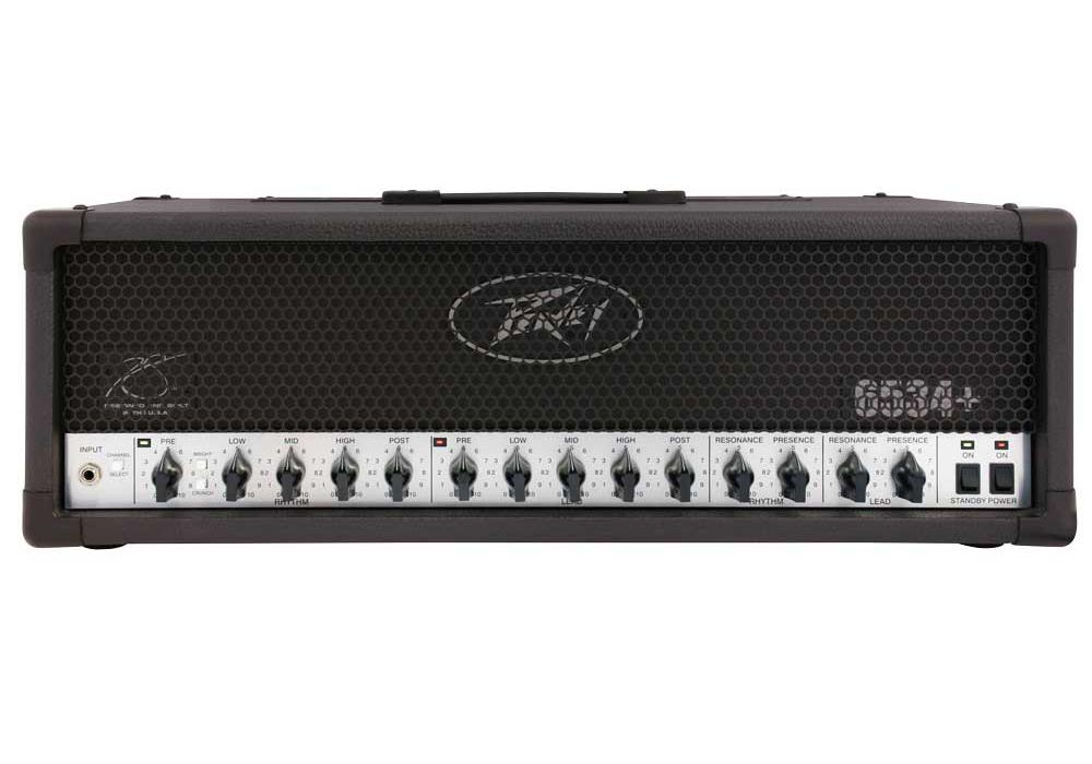 Peavey - 6534+ Head 120W ギターアンプヘッド 【国内正規品】