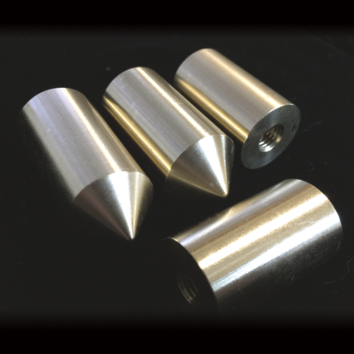 Accel - EcoBrass-Foot ASF-0104A(4個入り)【店頭受取対応商品】