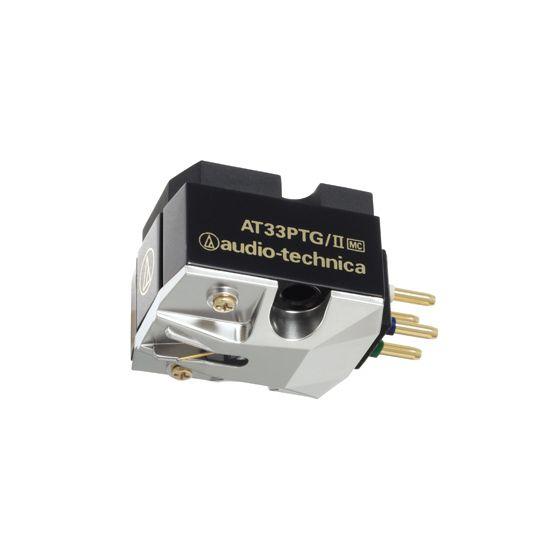 audio-technica - AT33PTG/II(MCステレオカートリッジ)【店頭受取対応商品】【在庫有り即納】
