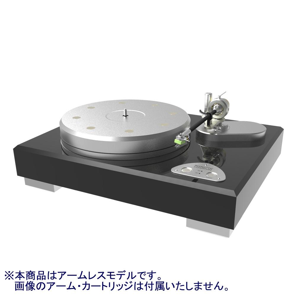 Acoustic-Signature - TRIPLE-X(ブラック)(ターンテーブル)