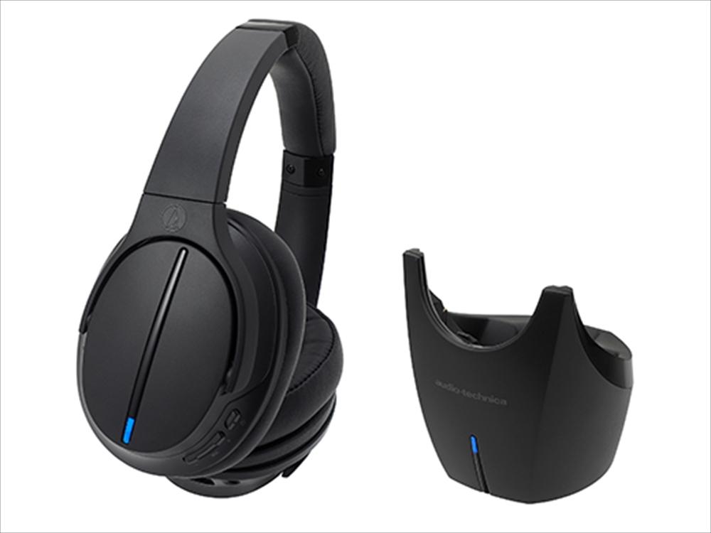 audio-technica - ATH-DWL550(デジタルワイヤレスヘッドホンシステム)【店頭受取対応商品】【在庫有り即納】