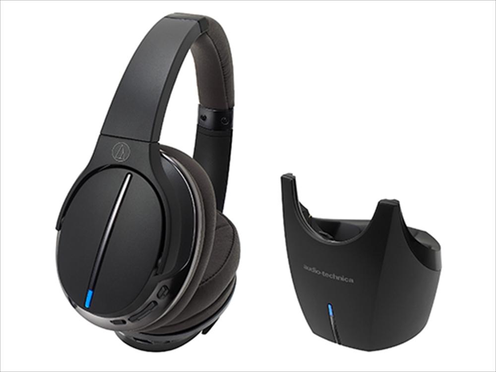 audio-technica - ATH-DWL770(デジタルワイヤレスヘッドホンシステム)【店頭受取対応商品】【8/18~出荷・在庫有り即納】