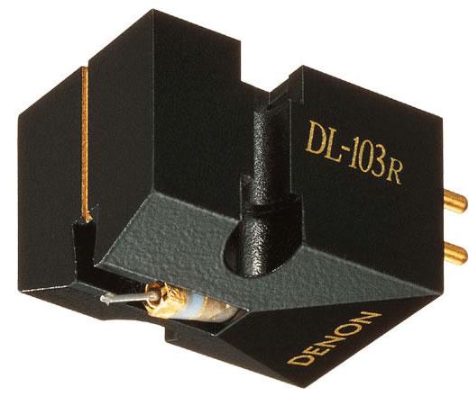 DENON - DL-103R(MC型カートリッジ)【店頭受取対応商品】【次回4月下旬入荷予定・ご予約受付中】