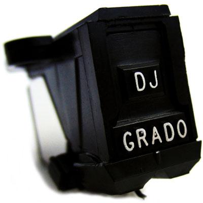 GRADO - DJ100i 【DJ用 MI(MM)型カートリッジ】