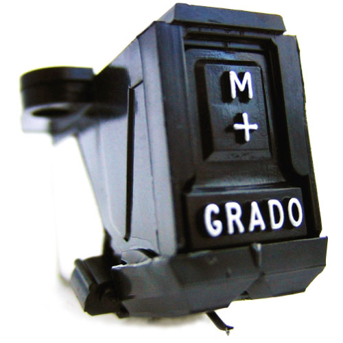 GRADO - MC+ MONO 【モノラル用 MI(MM)型カートリッジ】