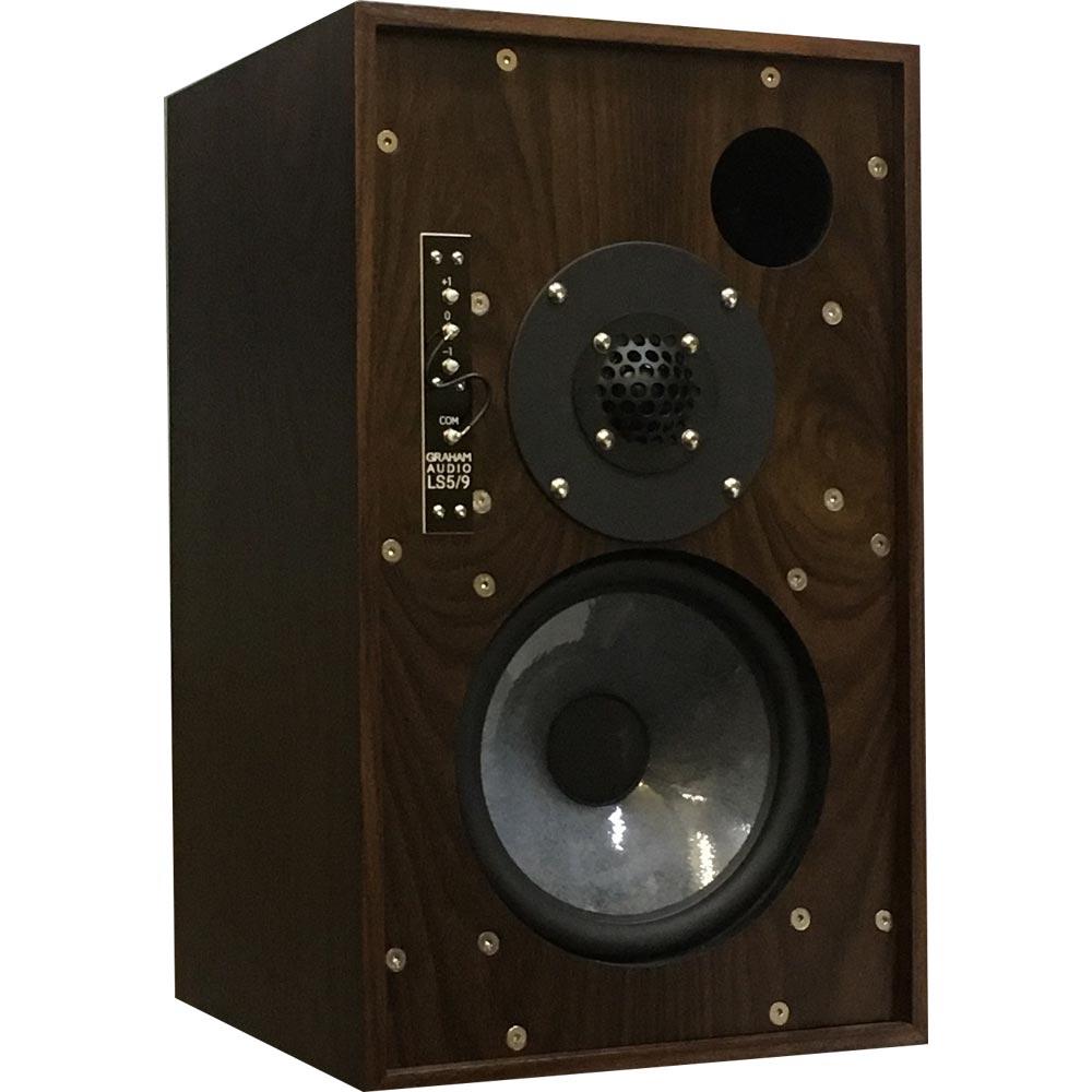 Graham-Audio - LS-5/9/ローズウッド(ペア)【新価格】【メーカー取寄商品・納期を確認後、ご連絡いたします】
