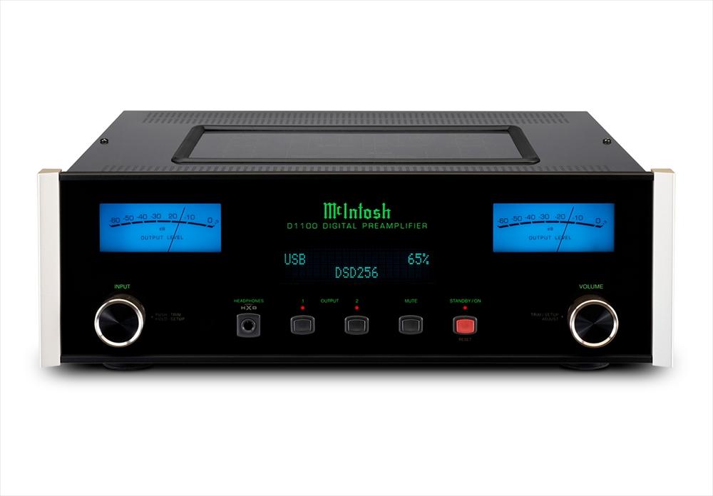 McIntosh - D1100(デジタルプリアンプ)