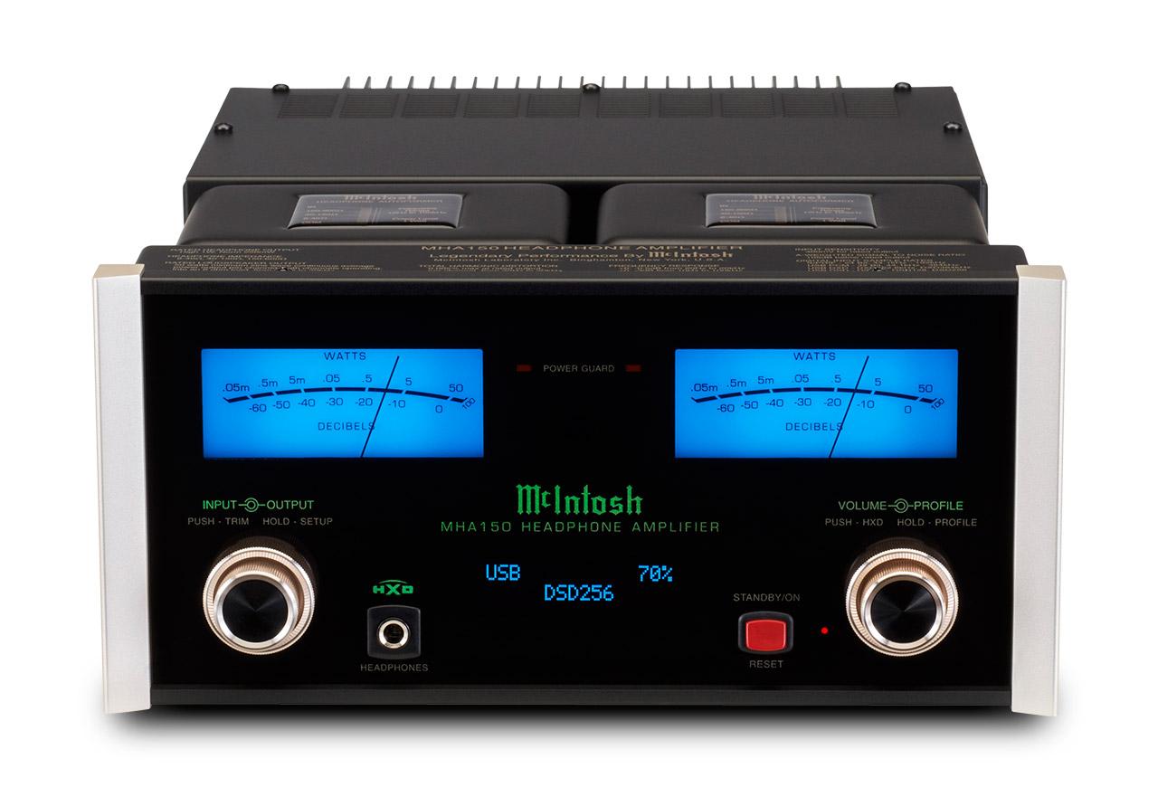McIntosh - MHA150(ヘッドホンアンプ)【メーカー在庫を確認後に納期をご連絡します】