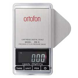 ortofon - DS-3(デジタル針圧計)【店頭受取対応商品】【在庫有り即納】