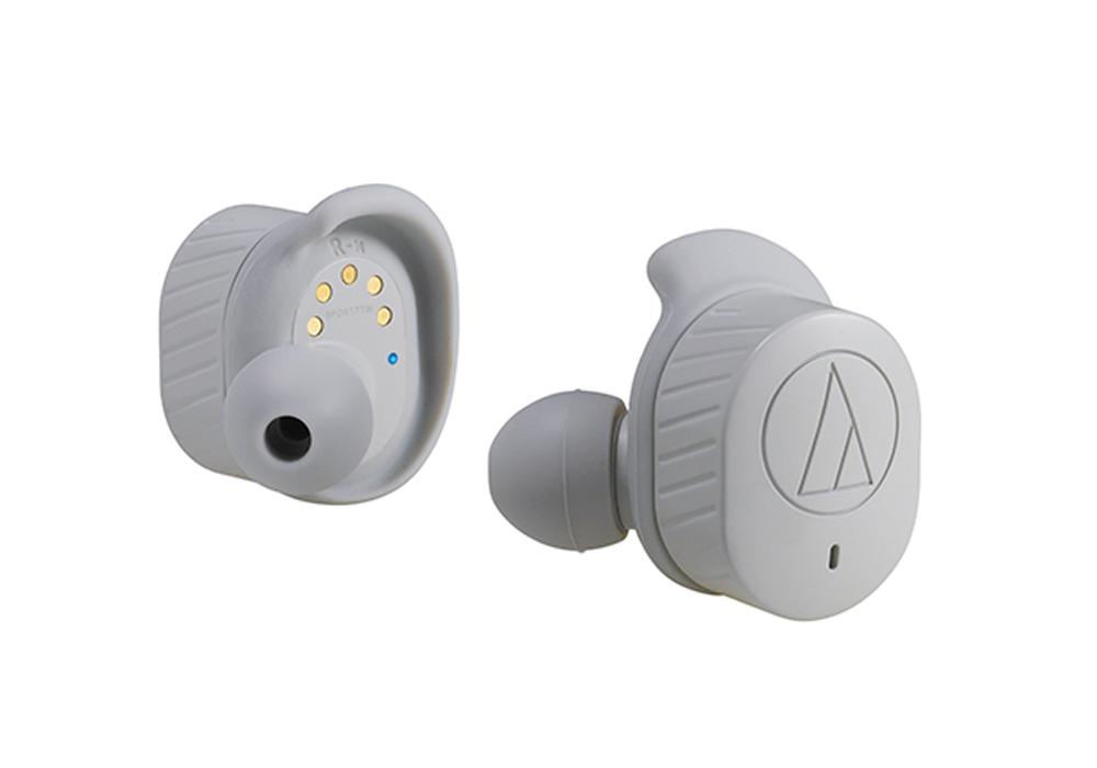 保障できる audio-technica - ATH-SPORT7TW-GY(グレー)(防水機能付き・完全ワイヤレスイヤホン)【店頭受取対応商品】 audio-technica -【8/18~出荷・在庫有り即納】, シルバーアクセサリーFIGMART:0b335773 --- priunil.ru