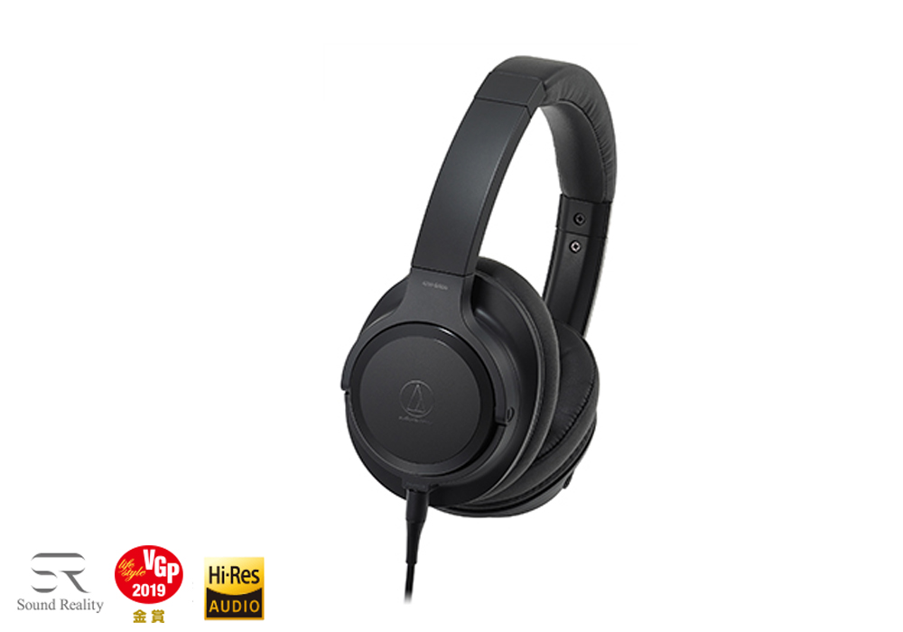 audio-technica - ATH-SR50(密閉型ヘッドホン)【店頭受取対応商品】【在庫有り即納】