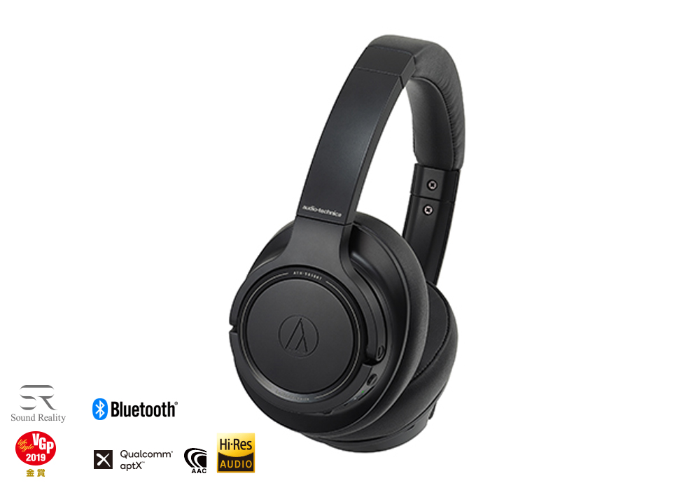 audio-technica - ATH-SR50BT-BK(ブラック)(ワイヤレスヘッドホン) audio-technica【店頭受取対応商品 -】【在庫有り即納】, COLORFUL CANDY STYLE:8f182abe --- sunward.msk.ru