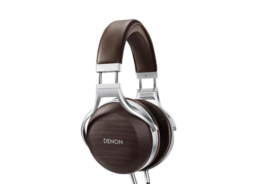 DENON - AH-D5200(密閉型ヘッドホン)【店頭受取対応商品】【次回4月下旬以降入荷予定・ご予約受付中】