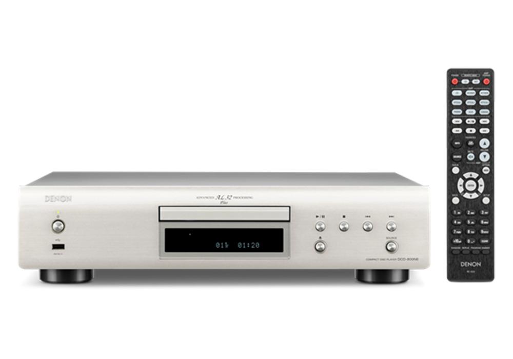 DENON - DCD-800NE-SP/プレミアムシルバー(CDプレーヤー)【店頭受取対応商品】【在庫有り即納】