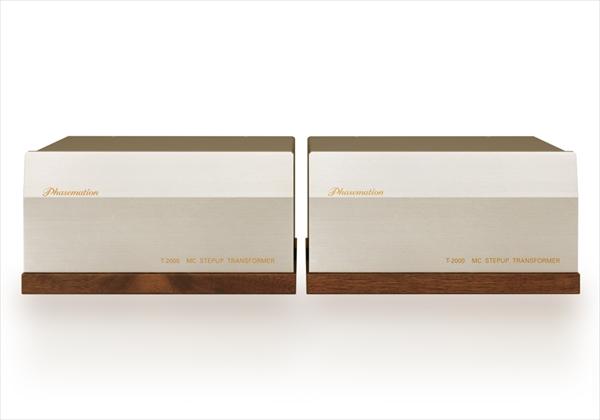 Phasemation - T-2000(MC昇圧トランス)【店頭受取対応商品】【メーカー直送商品・3~7日でお届け可能です※メーカー休業日除く】