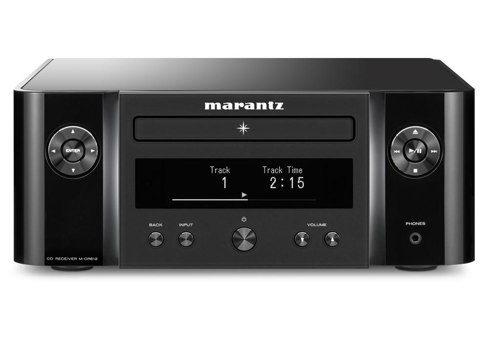 marantz - M-CR612/ブラック(ネットワークCDレシーバー)【店頭受取対応商品】【4月下旬発売予定・ご予約受付中】