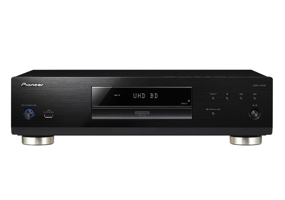 Pioneer - UDP-LX500(Ultra HD Blu-ray対応ユニバーサルディスクプレーヤー)【店頭受取対応商品】【在庫有り即納】