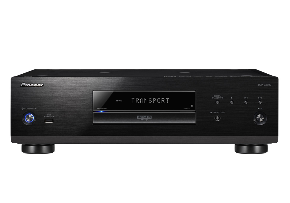 Pioneer - UDP-LX800(Ultra HD Blu-ray対応ユニバーサルディスクプレーヤー)【店頭受取対応商品】【次回納期未定・ご予約受付一時見合わせ中】