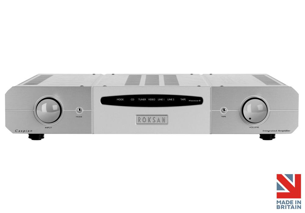 ROKSAN - Caspian Integrated AMP/シルバー(インテグレーテッドアンプ)【店頭受取対応商品】