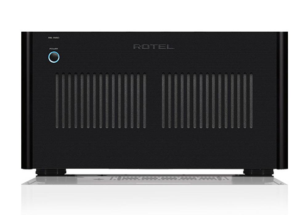 ROTEL - RB-1590/ブラック(ステレオパワーアンプ)【店頭受取対応商品】【メーカーお取り寄せ商品・納期を確認後、ご連絡いたします】