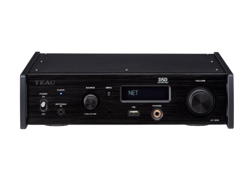 TEAC - NT-505/ブラック(ネットワークプレーヤー)【在庫有り即納】
