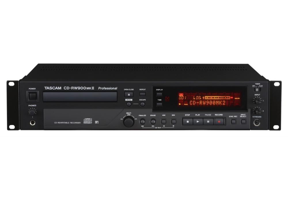 TEAC(TASCAM) - CD-RW900MK2【メーカー直送品(代引不可)・送料無料】