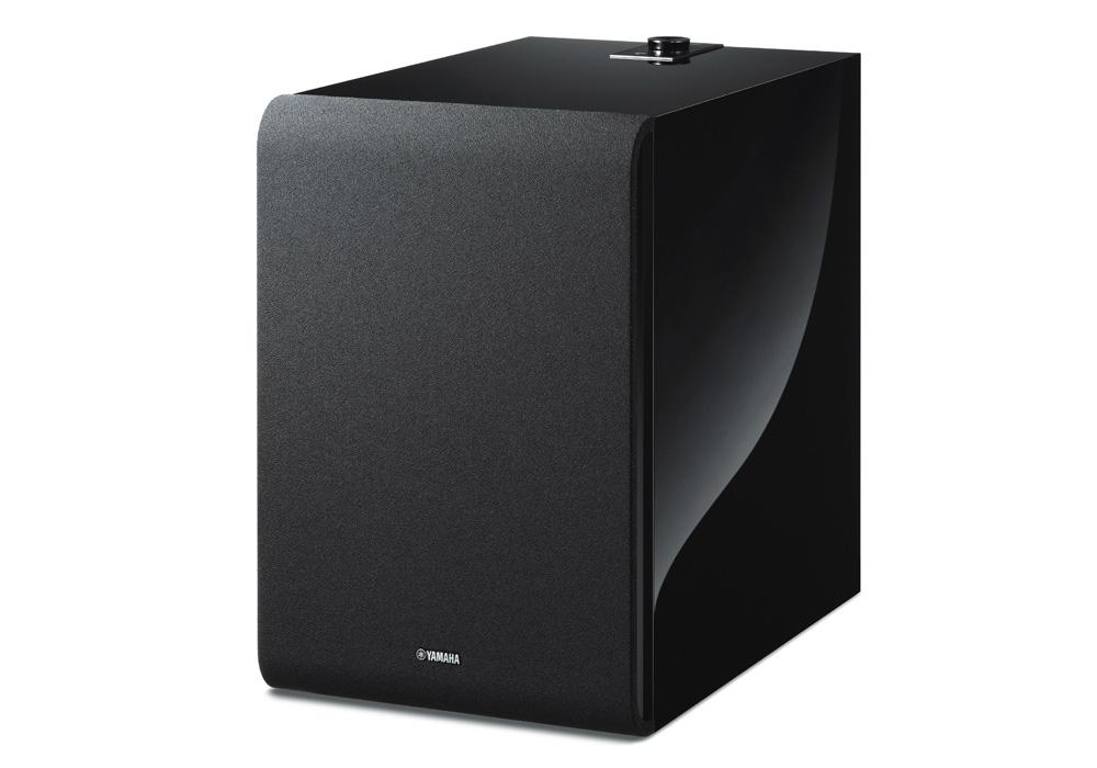 YAMAHA - NS-NSW100/BP(ピアノブラック)(ネットワークサブウーファー)[MusicCast SUB 100]【店頭受取対応商品】【在庫有り即納】