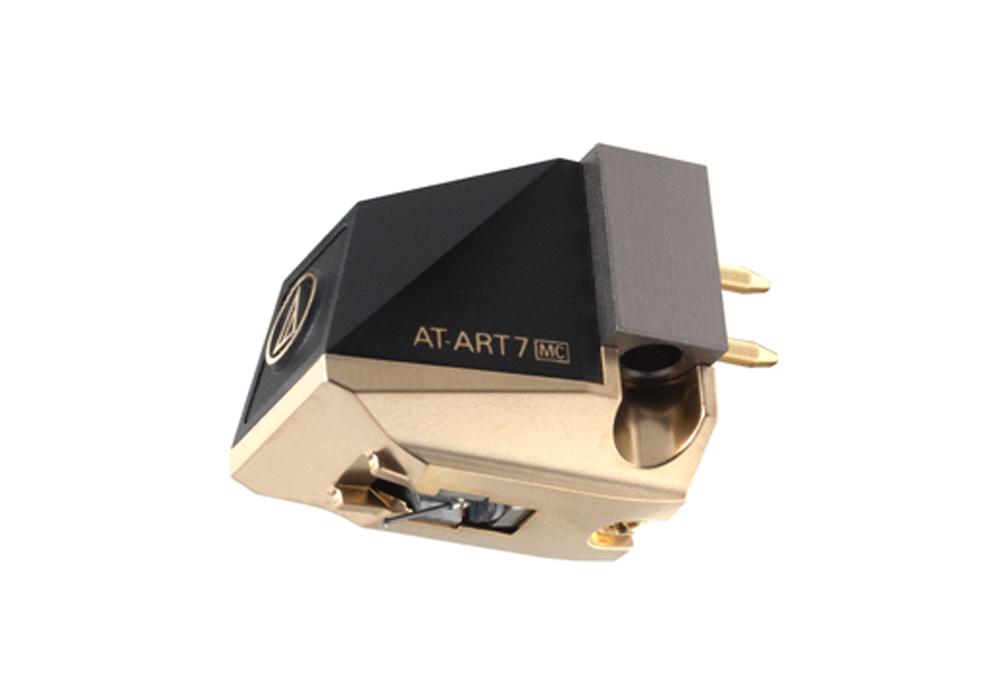 audio-technica - AT-ART7(MC型ステレオカートリッジ)【店頭受取対応商品】【メーカー直送商品(代引不可)・2~4営業日でお届け可能です※メーカー休業日除く】