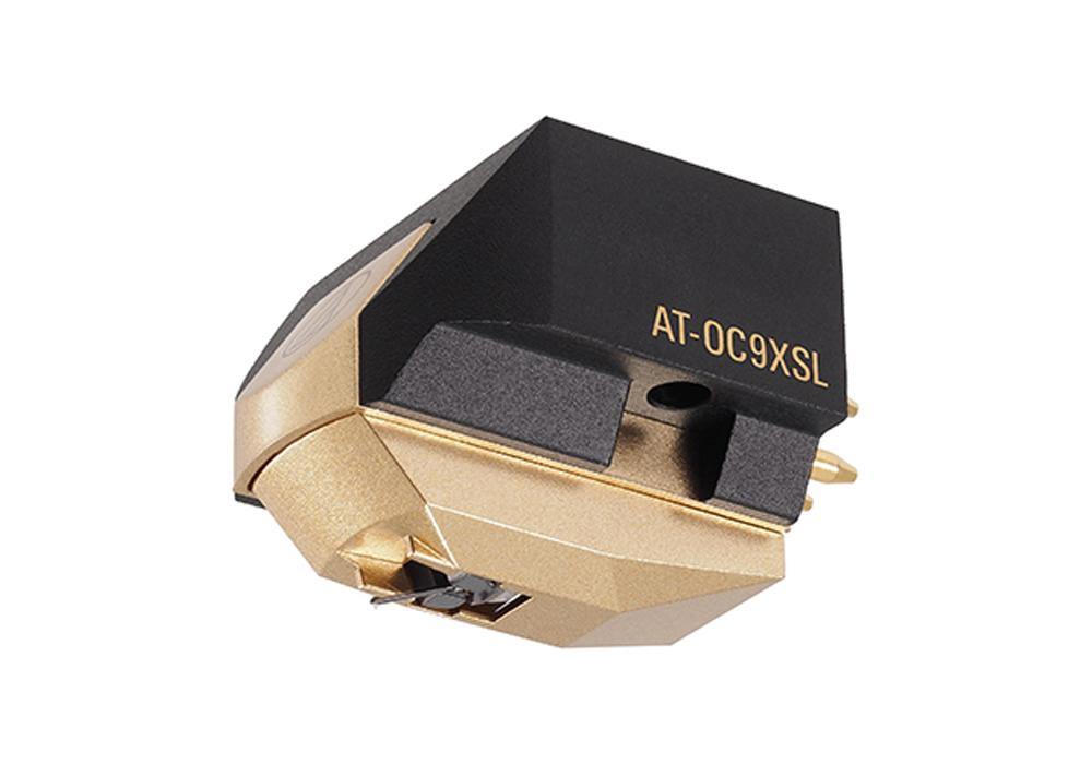 audio-technica - AT-OC9XSL(MC型ステレオカートリッジ・無垢特殊ラインコンタクト針採用)【店頭受取対応商品】【在庫有り即納】