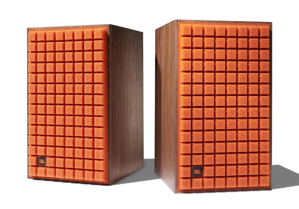 JBL - L82 Classic/オレンジ(JBLL82CLASSICORG)(ブックシェルフスピーカー・ペア){大型HAR}【店頭受取対応商品】【メーカー取寄商品・納期を確認後、ご連絡いたします】