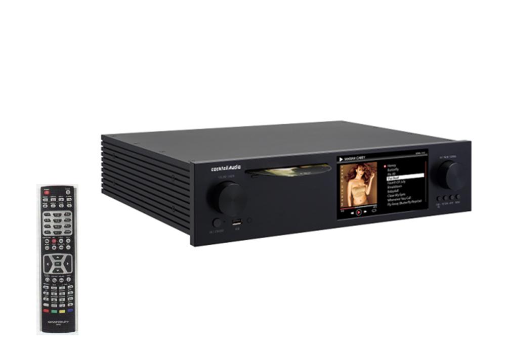 cocktail Audio - X50D/ブラック(デジタルミュージックサーバー&プレーヤー)【店頭受取対応商品】【メーカー取寄商品・納期を確認後、ご連絡いたします】