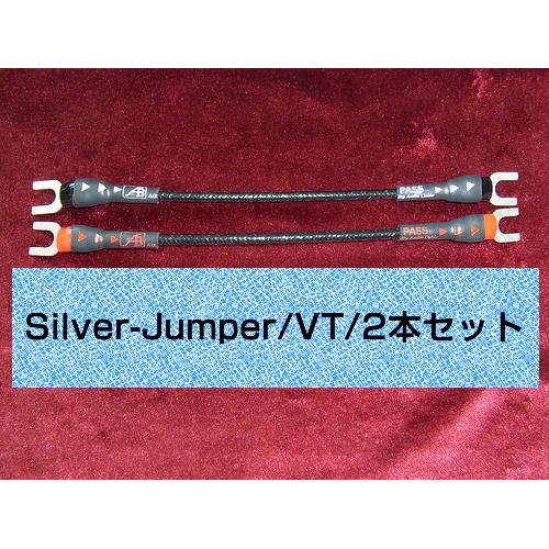 オーディオ逸品館 AIRBOW - オンライン限定商品 VT 2本セット両端6mmYプラグ 超激安 Silver-Jumper