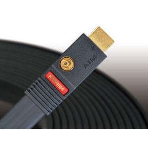 【キャッシュレス還元】【送料無料】【AIM製品正規販売店・オーディオ逸品館】  AIM - PAVA-FLR01MK2(1.0m)(HDMIケーブル)【店頭受取対応商品】【メーカー取寄商品・5~7日でお届け可能です※メーカー休業日除く】