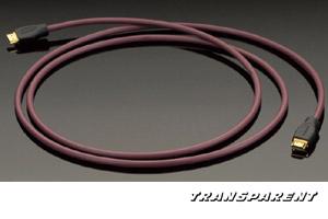 トランスペアレントPerformance HDMIPHDMI 1HDMI 映像ケーブル 1.0m